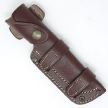 TBS Leather Multi Carry Knife Sheath - Regular